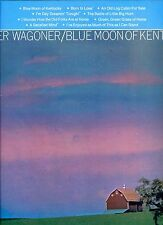 PORTER WAGONER blue moon of kentucky CANADA 1977 EX LP