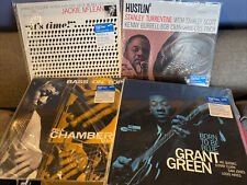 Tone Poet Blue Note Lot New Jackie McLean Paul Chambers Grant Green Turrentine