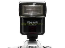 Canon Flash Cullmann 36 AF Auto per reflex EOS a pellicola.