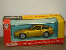 Alfa Romeo Zagato - Solido 183 France 1:43 in Box *36966