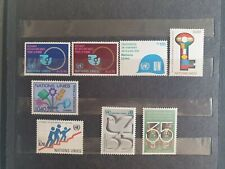 More details for united nations 1980 complete year mnh sg £422 a421