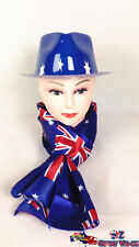 Australia Day Australian National Flag Scraft and Hat Costume Fancy Dress Party