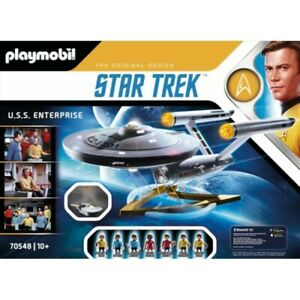 Playmobil-70548  Star Trek USS Enterprise NCC NEU OVP