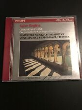 Gregorian Chant (CD, Oct-1990, Philips)
