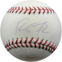 Robert Fick Hand Signed Official Major League Baseball W/ COA
