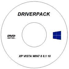 Driver Pack 15.4.12 Update Drivers Recovery CD/DVD für Win XP Vista 7 8 8.1 10