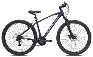 "Genesis 29"" Silverton Men's Mountain Bike, Blue"