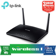 Buy Now TP-Link Archer D20 AC750 Wireless Dual Band ADSL2+ Modem Router