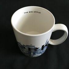 Starbucks NYC Mug Coffee Cup New York City Skyline Series 2002 Large 18 oz