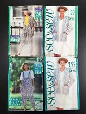 See & Sew Pattern Collection Sizes 18, 20, 22, 24