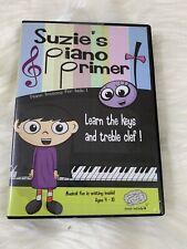 Suzie's Piano Primer DVD