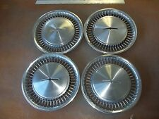 "1980 80 81 82 Ford Thunderbird Hubcap Rim Wheel Cover Hub Cap 14"" OEM USED 795 4"