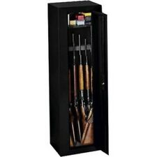 Gun Safe Cabinet 10 Gun Rifles Security Lock Storage Key Coded Stack Fireproof