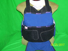 Safriland Body Armor Bullet Proof Vest Level IIIA-Larg-S GD Cond 2012+FREE 5X8