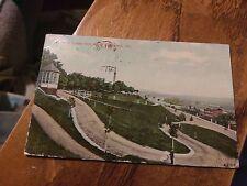Scene In Libby Hill Park RICHMOND VA  Posted 1910