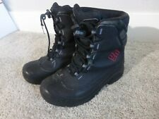 Columbia Youth Bugaboot Iii Boys-K Snow Boot Size 5
