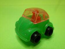 VINTAGE PLASTIC -   VW VOLKSWAGEN BEETLE BUG - 1:87 ?   4.0CM  - GOOD CONDITION