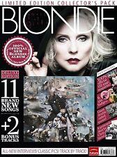 Blondie Panic of Girls (Fan Pack) Magazine CD Pin Badges Poster Postcard SEALED