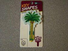 Palm Tree Kwikset house key blank.
