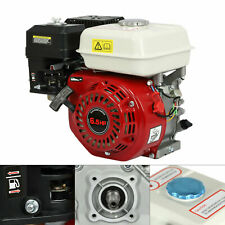 6.5 Hp 4.8kW Gasoline Engine Ohv Air Cooled Pull Start Motor 4 Stroke 160Cc New