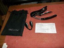 Pampered Chef Wine Bottle Opener #2199 Black