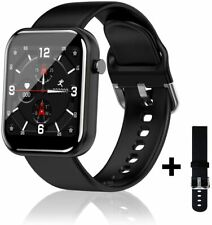 Smart Watch,Fitness Tracker,Touch Screen Smartwatch for iphone Android,Waterproo