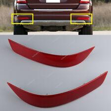 2x Stoßstange hinten Relfector Linse L+R Für Mercedes 10-12 GL350 GL450 GL55