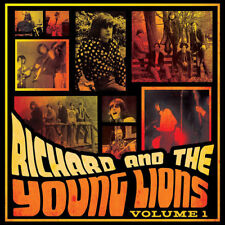 Richard and the Young Lions : Volume 1 CD (2018) ***NEW*** Fast and FREE P & P