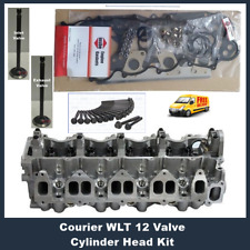 Ford Courier WLT Cylinder Head  2.5 Ltr Diesel 12v with Gaskets and Bolts