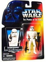Star Wars Power of The Force Stormtrooper (1995) Kenner Action Figure