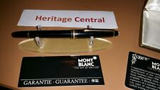 Montblanc MEISTERSTÜCK Classique Rollerball Pen with NEW refills!!