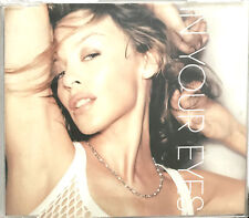 KYLIE MINOGUE : IN YOUR EYES - [ CD MAXI REMIX ]