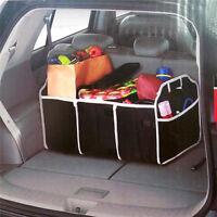 Trunk Organizer Cargo Auto SUV Car Truck Collapsible Folding Box Storage Bag#