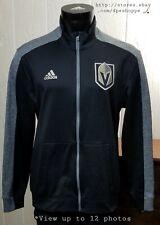 NHL Las Vegas Golden Knights Hockey Adidas Climawarm Full Zip Track Jacket Sz M