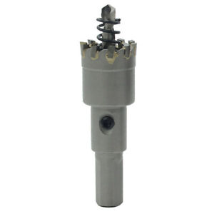 TCT Carbide Hole Saw Drill Bit 16mm-50mm Tungsten Tip for Stainless Steel Metal