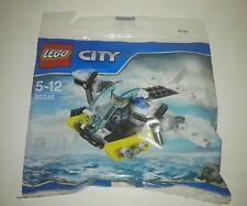 Lego City  Polybag 30346 Prison Island Helicopter Brand New