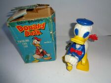 Marx Donald Duck Twirling Tail Toy with Box
