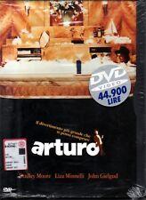ARTURO DUDLEY MOORE LIZA MINNELLI JOHN GIELGUD DVD WARNER BROS SEALED