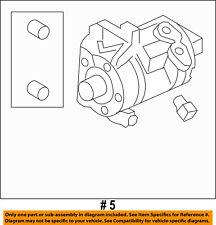 FORD OEM 11-13 F-150-A/C AC Compressor BL3Z19703D