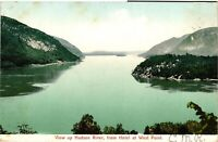 Vintage Postcard - 1900 View Up Hudson River From West Point New York NY #3481