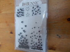 New Bo Bunny Clear Stamps Stamps I Heart Stars Stamps