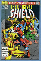 The Original Shield #1 1984 Martin Greim Dick Ayers Archie Comics