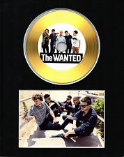 The Wanted Gold CD Presentation #4