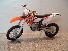 1:12 2011 KTM 400exc 400 sauf ex-c MOTOCROSS ENDURO Modèle SUPERB détail