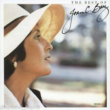 Joan Baez: The Best of Joan Baez  - CD