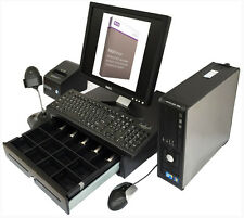 Point of Sale System Budget All Hardware and MYOB Retail Manager v12.5 software.