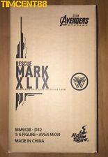 Ready! Hot Toys MMS538D32 AVENGERS: ENDGAME 1/6 Mark XLIX RESCUE New