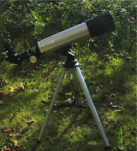 Telescope HD Monocular Refractive Space Astronomical Spotting Scope Tripod