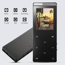8 GB mp3 Player Touch Metall mit 1.8 Zoll TFT Touch Screen, unterstütz 64GB,HiFi