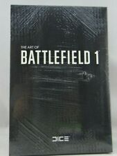 DICE The Art of Battlefield 1 Collector's PacK (SONY PlayStation 4, 2016) New !
